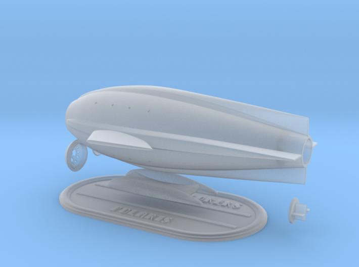 "Space Explorers' Polaris 4.75"" version 3d printed"