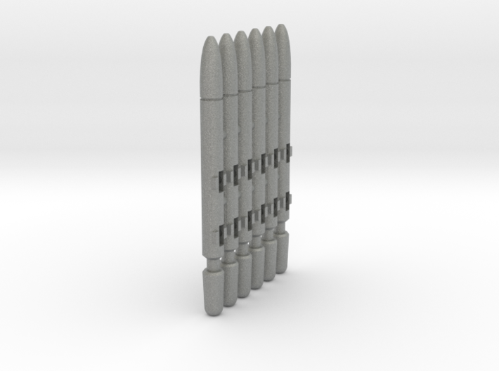AMM-101 (6-Pack) 3d printed
