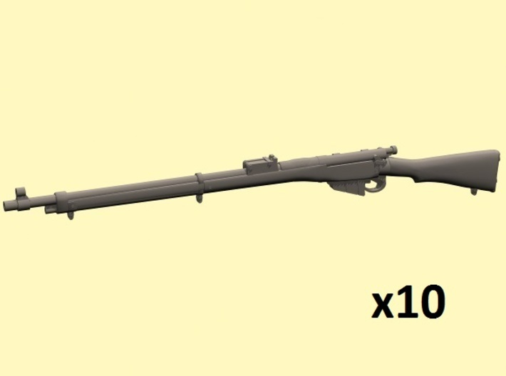 1/35 Lee Enfield Mk1 rifle 3d printed