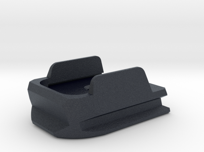 SIG P320 IDPA Extended X Frame Base Pad - Round