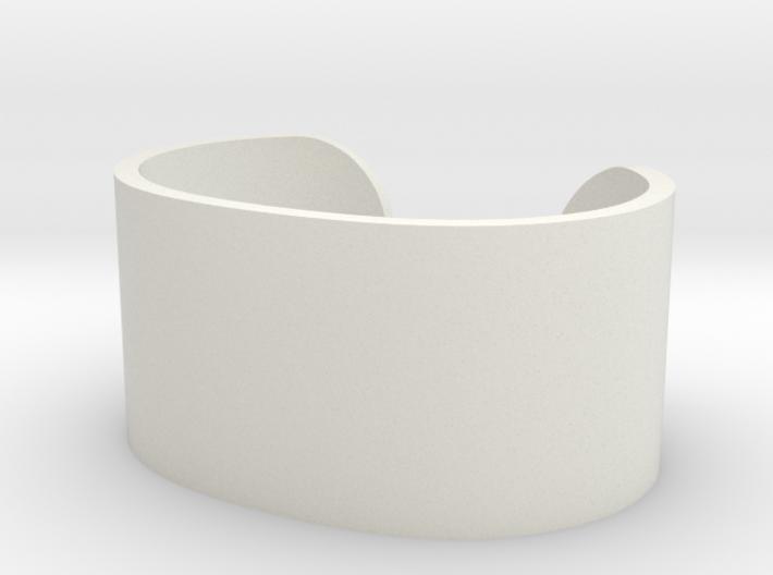 Cosplay Cuff (6.5cm x 4.5cm) Set 2 3d printed