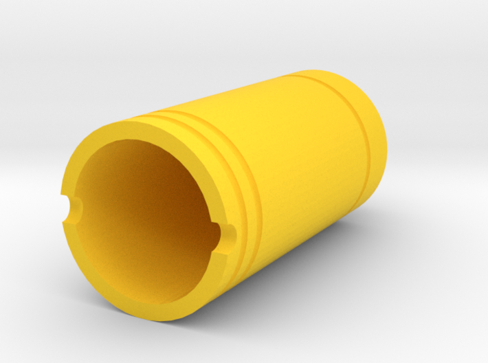 Airsoft Amplifier Nozzle (14mm-) 3d printed