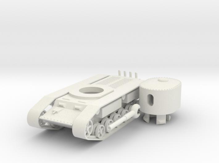 1/100 JN-3 SAU 3d printed