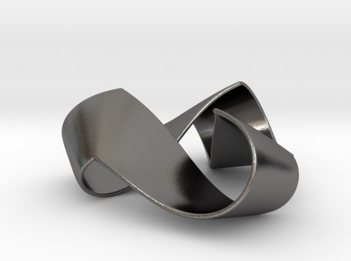 Folded Trigram 3d printed