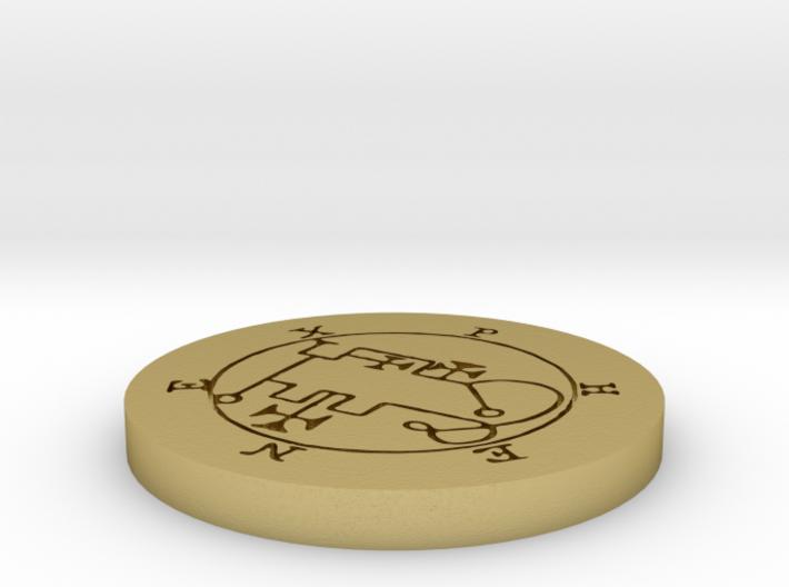Phenex Coin 3d printed
