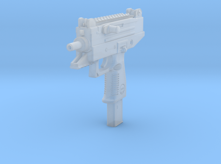 1/10th UZIPROgun 3d printed