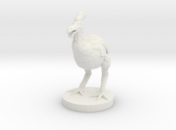Gargwa Standing (Large Beast) 3d printed