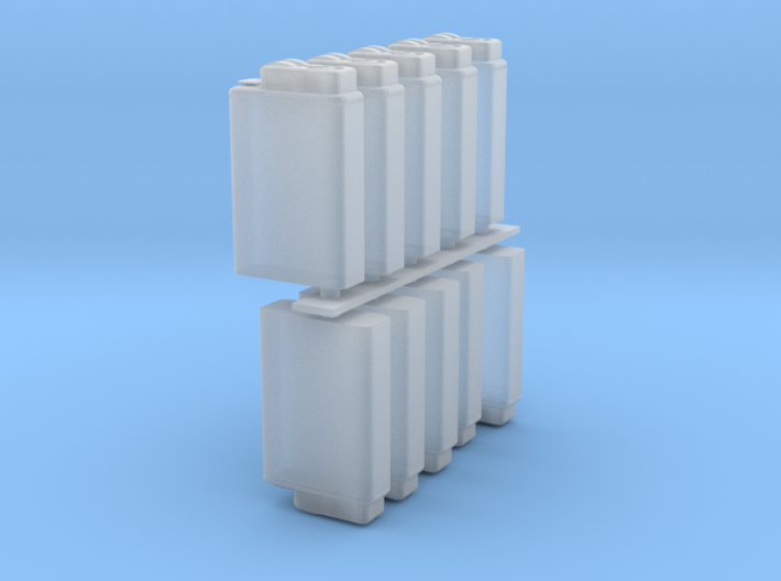 HandFlight4 SETx10PTS 3d printed