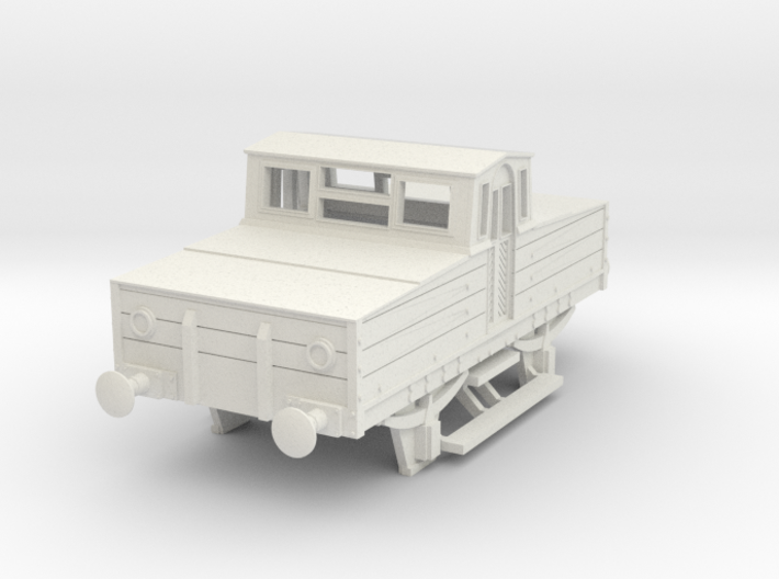 b-87-nsr-battery-loco 3d printed