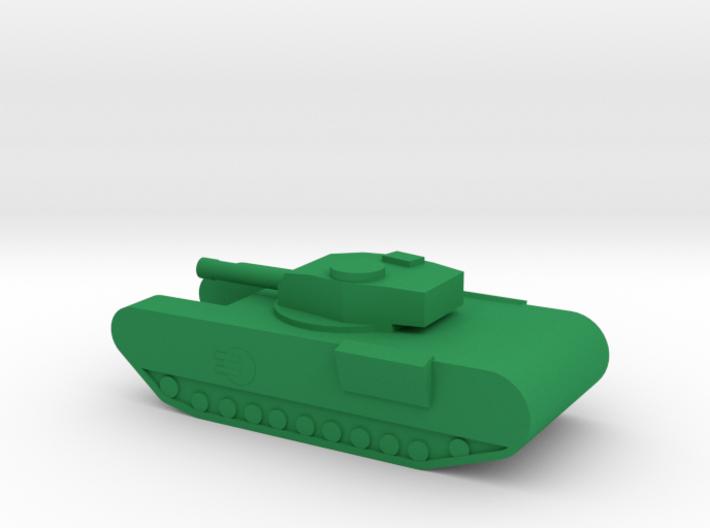 Churchill MKVII 3d printed