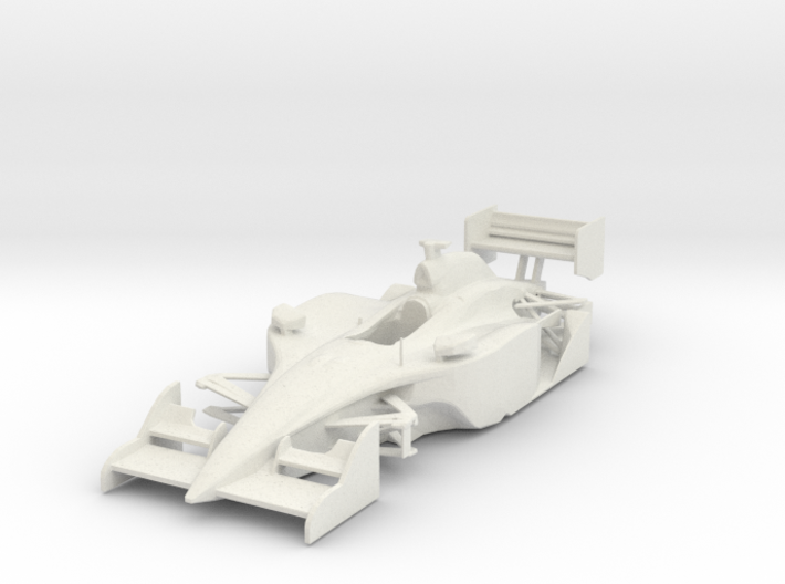 IRL 01-07 1/25 scale 3d printed