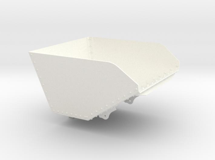 DQWB Ruston Bucyrus Tipper Body (SM32) 3d printed