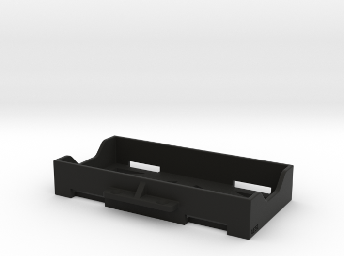 CR12 Battery Box 3d printed
