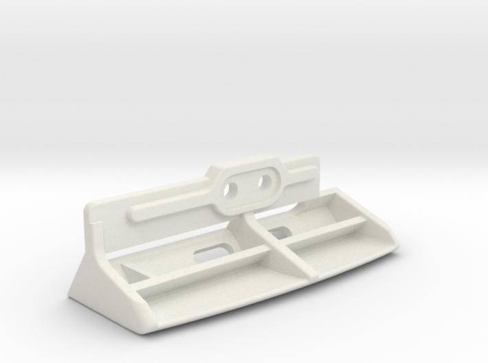 Diffuseur & lest pour pod PN Racing v3 94-98mm 3d printed