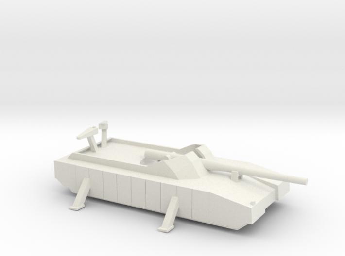 Landkreuzer P1500 monster 3d printed