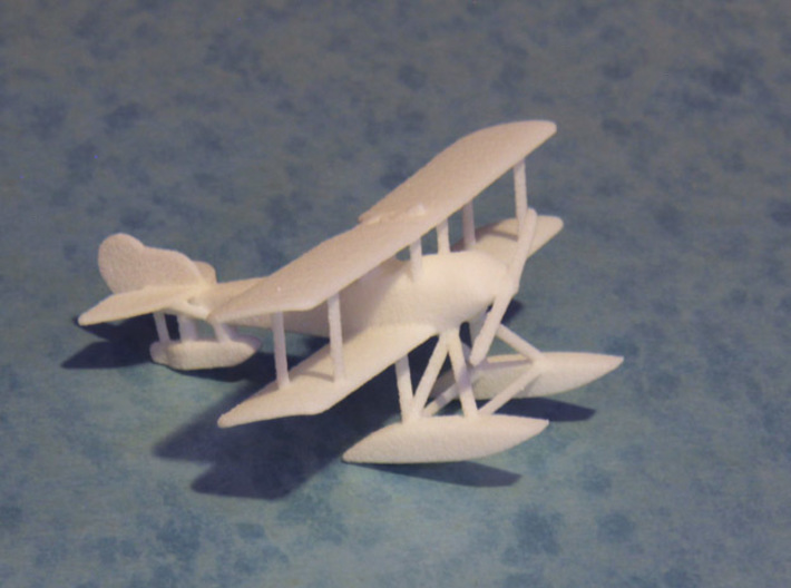 Sopwith Schneider 3d printed Photo of the actual print