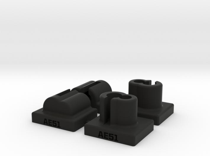 Antenna Mount Set 3d printed