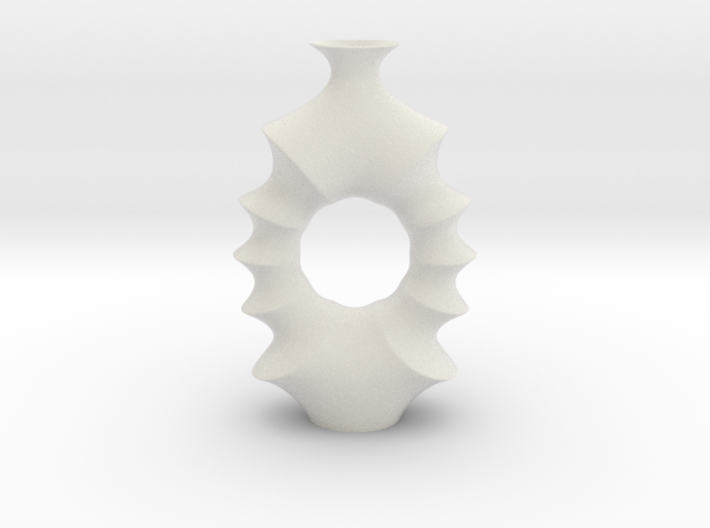 Vase 2008K Redux 3d printed