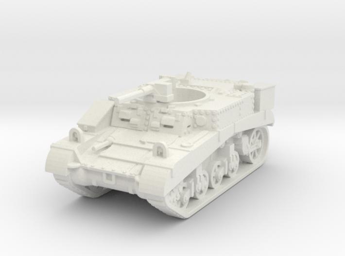 M3 Stuart Recce mid 1/87 3d printed