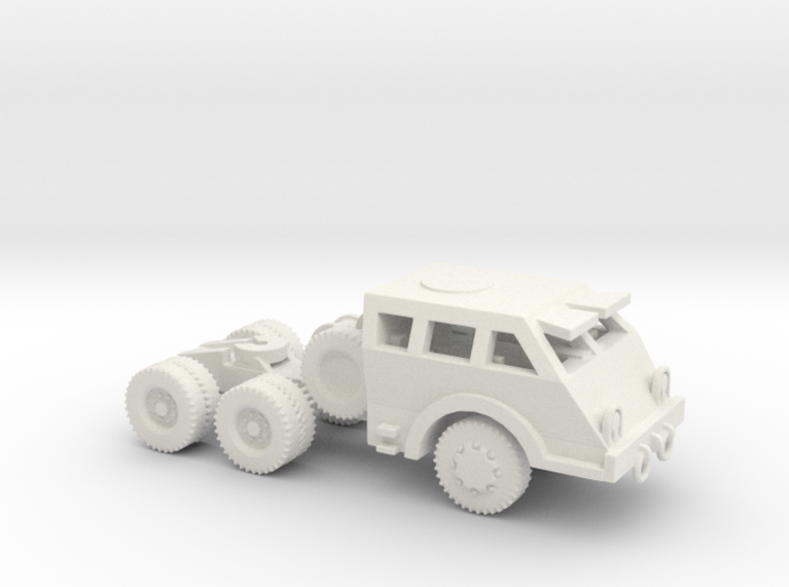 1/100 Scale M25 Dragon Wagon 3d printed