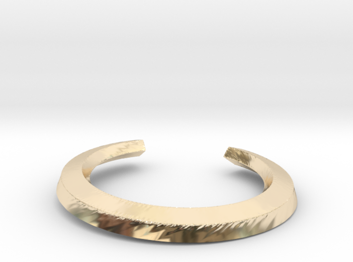 Tree root ring 3d printed
