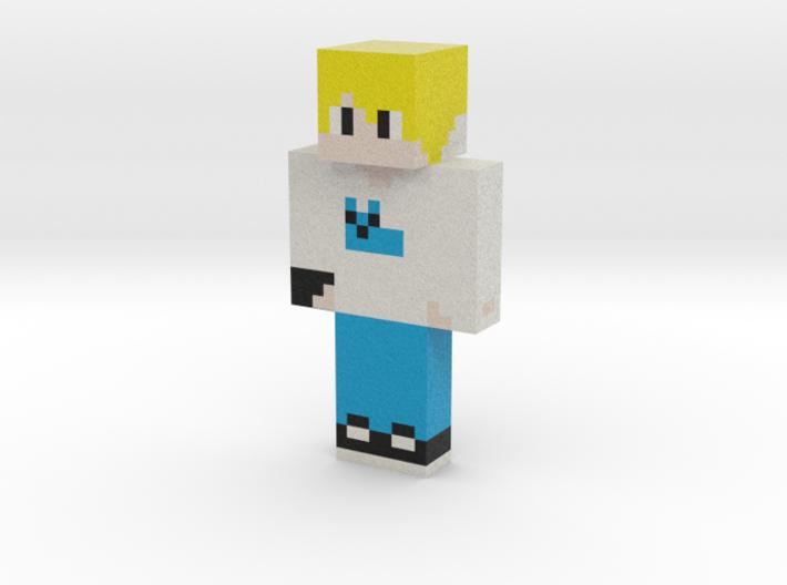 SkinseedSkin_1545632430503 | Minecraft toy 3d printed