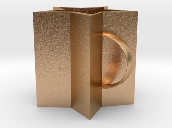 Star mug 3d printed