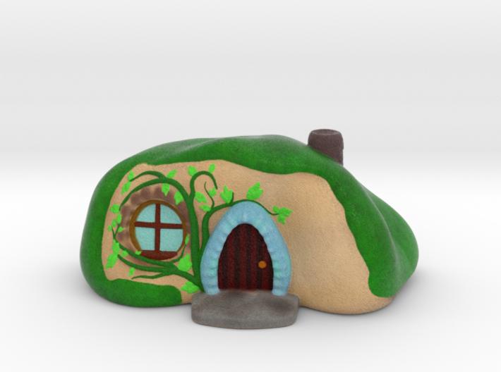 Hobbit Home 3d printed