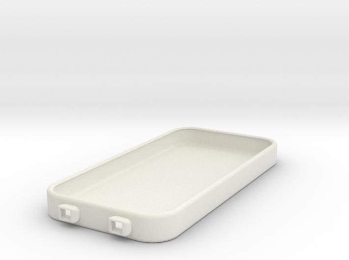 Speaker phone case 3d printed