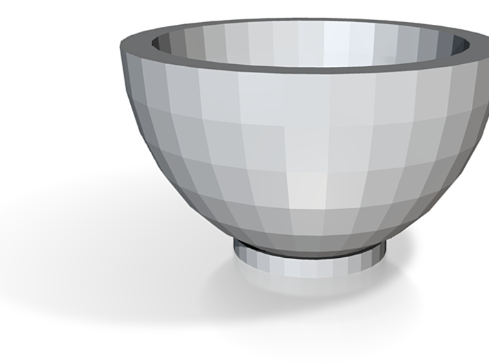 Chinese Tea-Cup 3d printed Tea-Cup