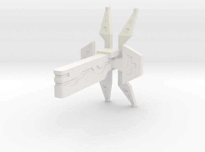 UltranCruiserV2 3d printed