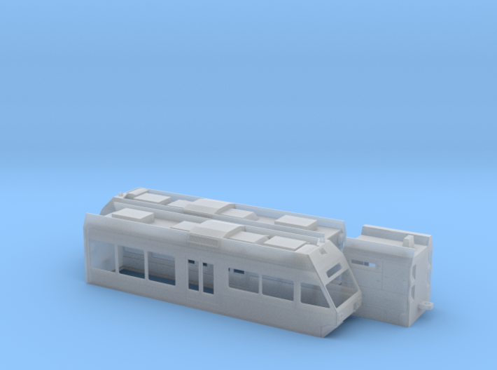 CEV/MVR Be 2/6 3d printed