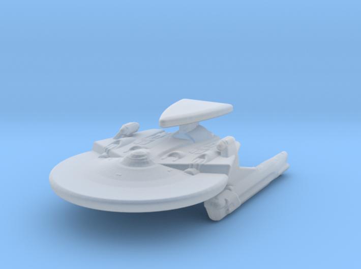 Miranda Class (Antares Variant) 1/7000 3d printed