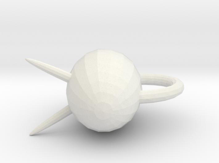 Nestling pot 3d printed