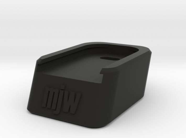 MJW Airsoft G-Series Custom Angular Mag Bumper 3d printed