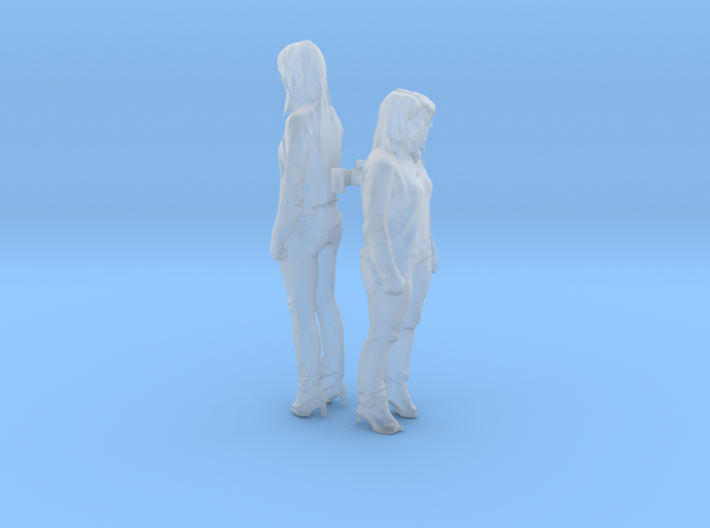 Cosmiton Multiples NML Femme 036 - 1/72 3d printed