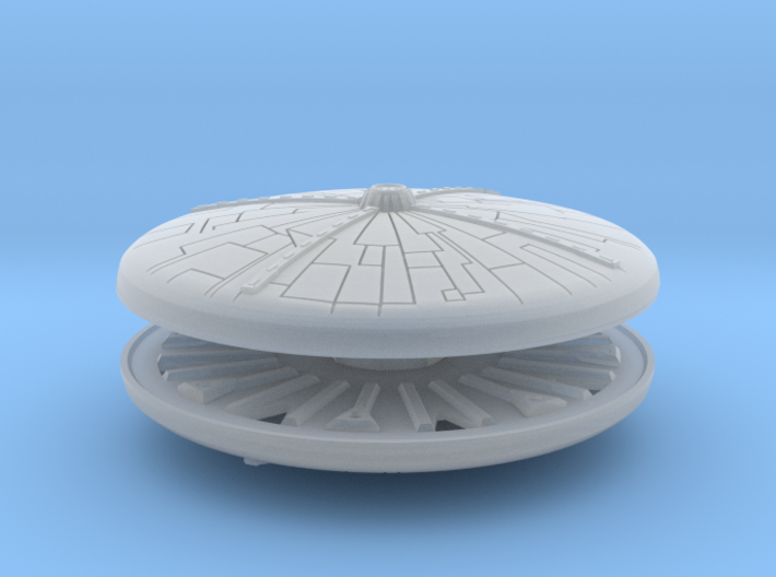 BYOS ADD ON CONTAINER DISH 3d printed