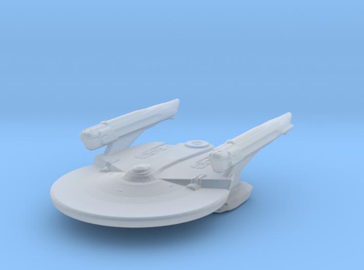 Miranda Class (Avenger Variant) 1/4800 Attack Wing 3d printed