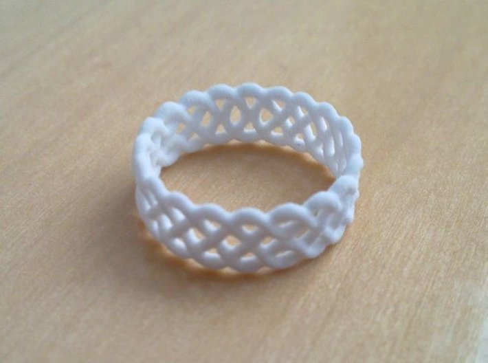 Celtic Ring - 23.5mm ⌀ 3d printed