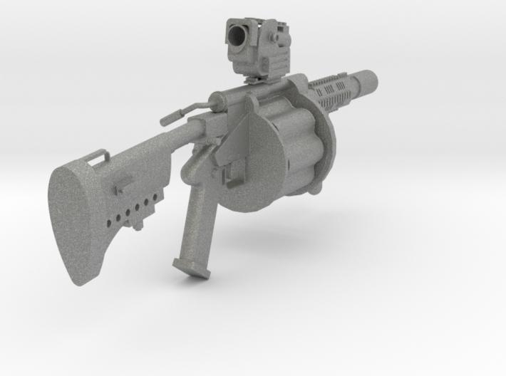 1/3rd Scale Milkor MGL 3d printed