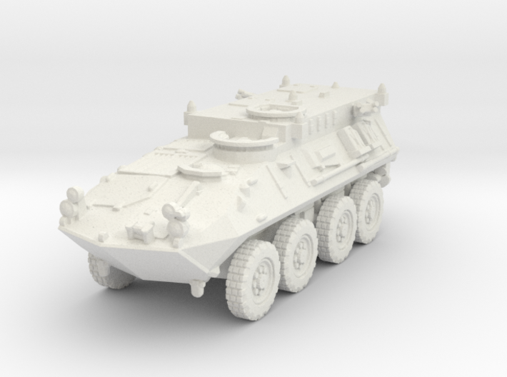 LAV C2 (Command) scale 1/100 3d printed