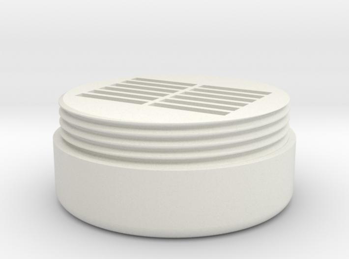 micro sd card holder - bottom 3d printed