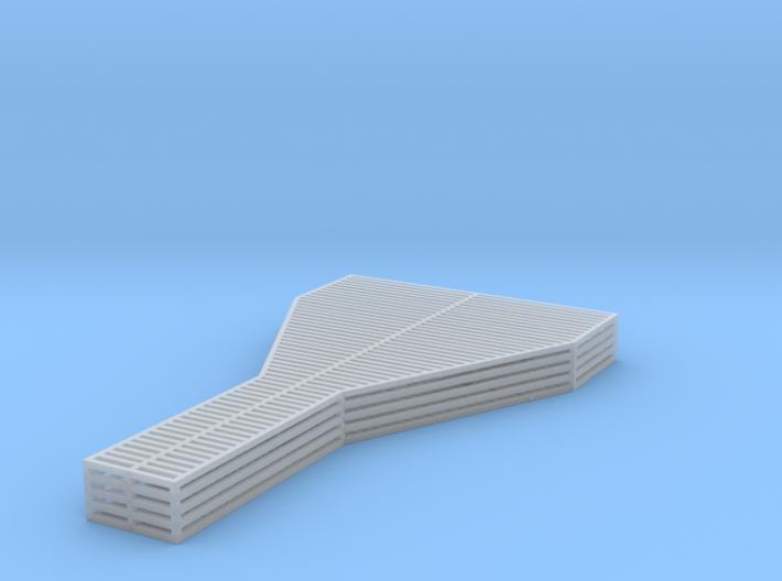 1/48 DKM Rigging Isolator Set 3d printed