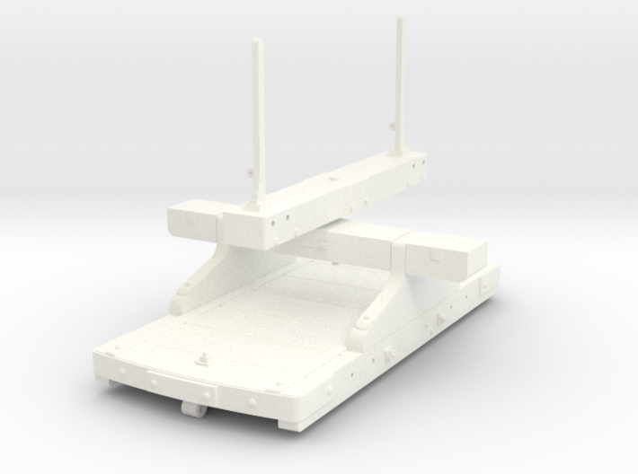 FRB05a - FR Bolster Wagon (Unbraked) SM32 3d printed