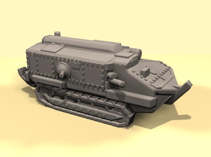 1/100 Schneider tank CA-1 3d printed