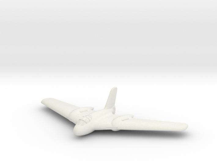 (1:200) Messerschmitt Me 329 3d printed