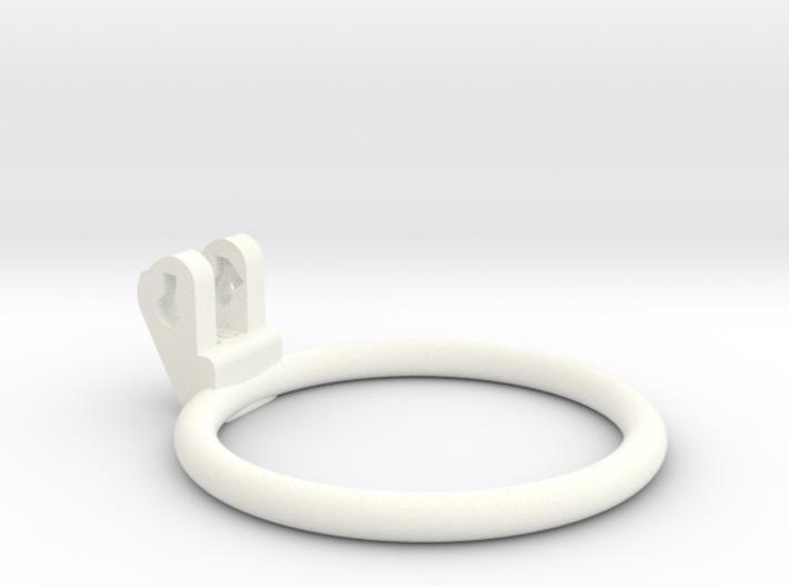 New Fun Cage - Ring - 76mm - Circular 3d printed