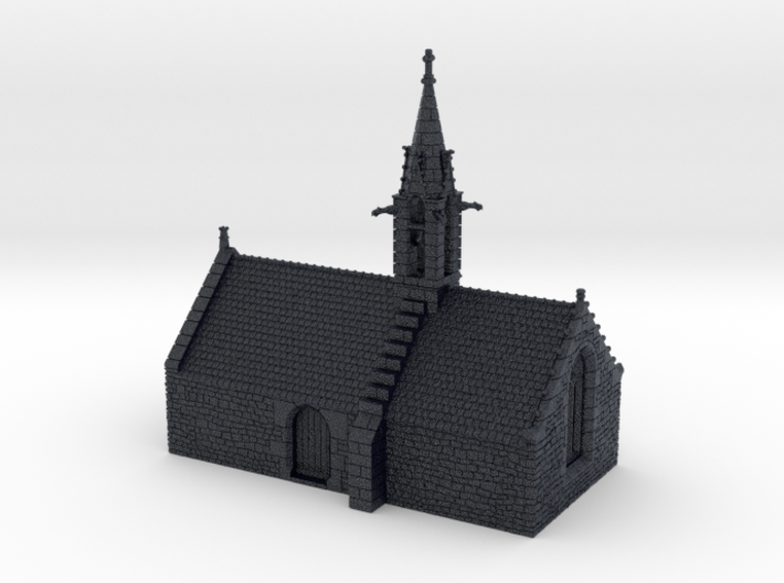 NRelCh02 - Chapel of Brittany 3d printed