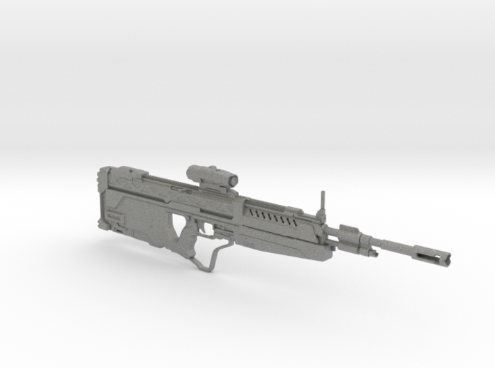 1/3rd Scale HALO DMR 3d printed