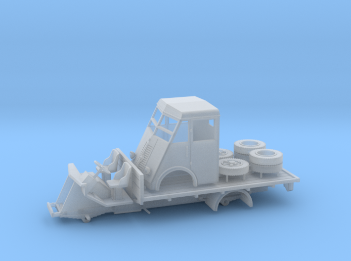 S scale 1:64 Renault AHN flatbed 3d printed